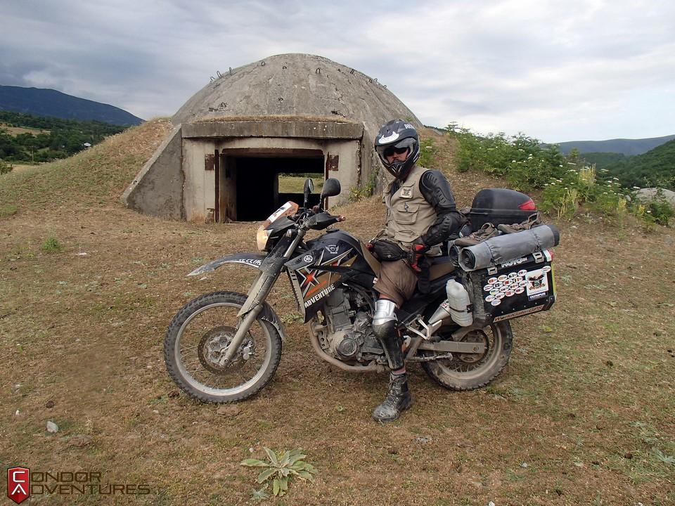 bunker-albania-explorealbania-condorriders