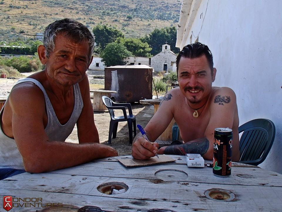exlporealbania-porto-palermo-albánia-condorriders